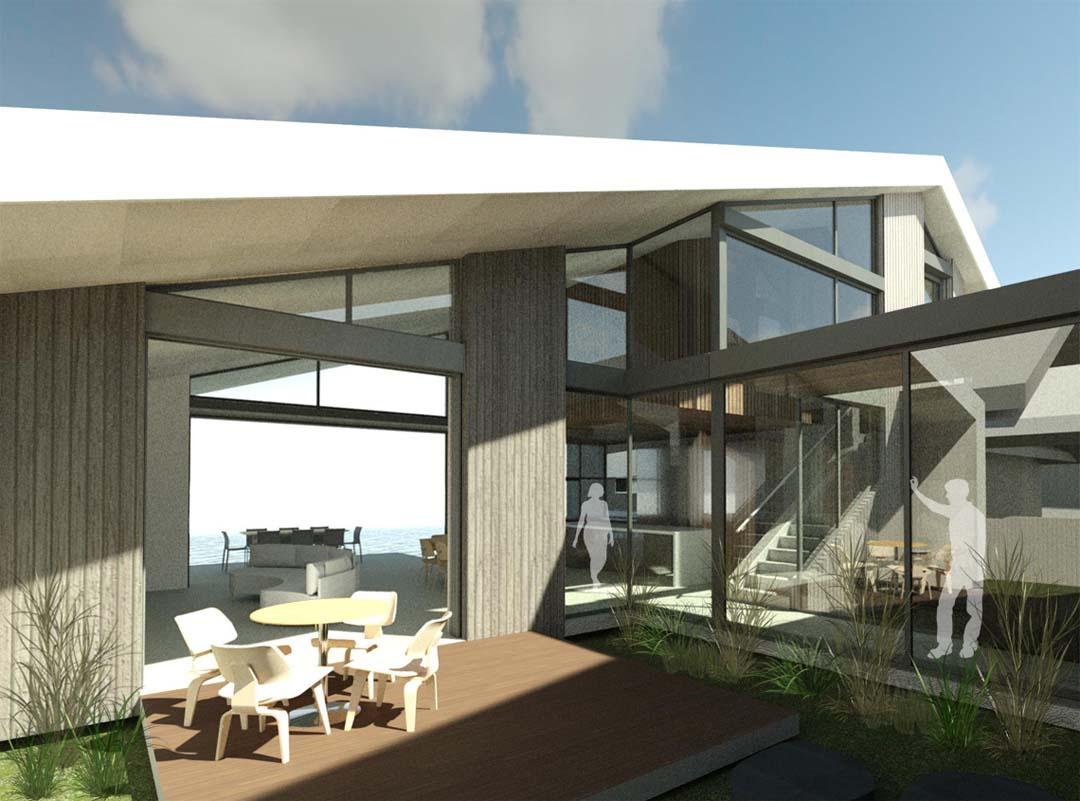 mcm pavilion sustainable architecture noosa