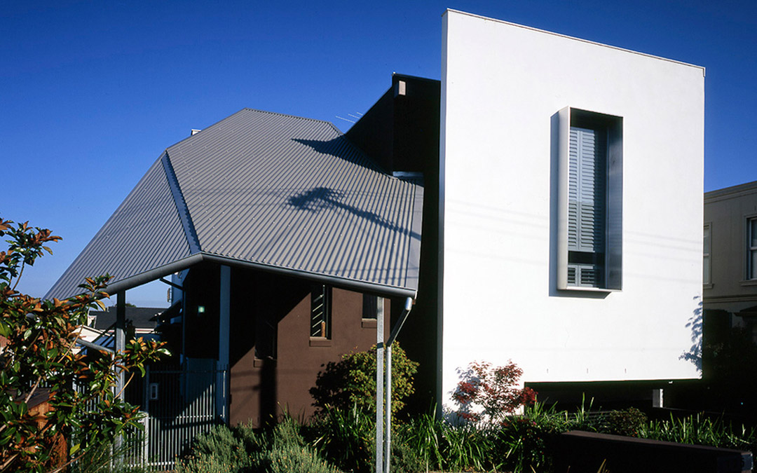 architecture design melbourne sustainability passive house eco townhoouse