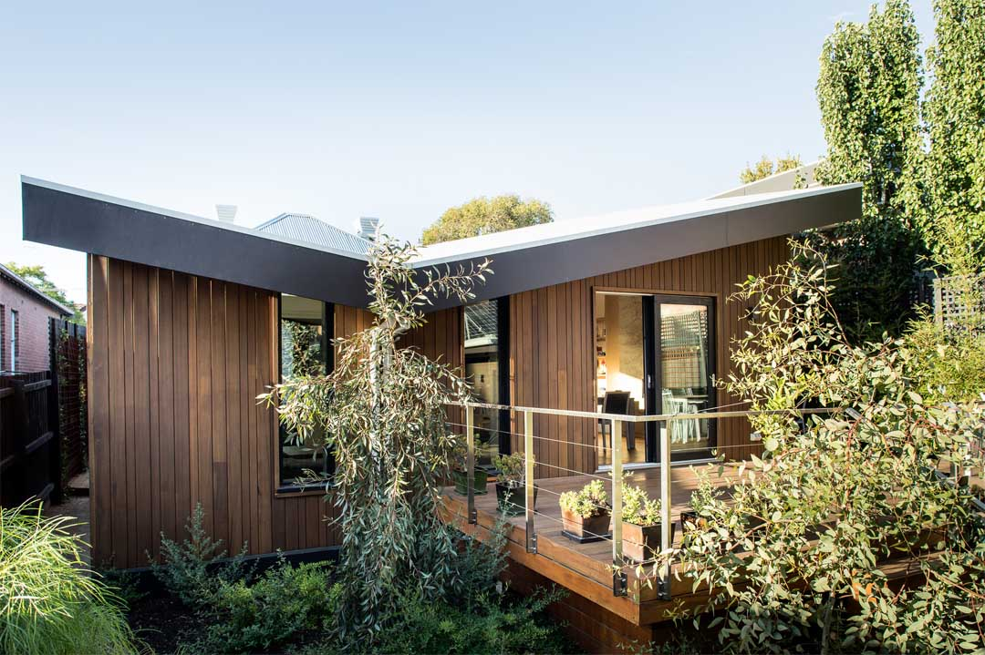 architecture Passive House design passivhaus butterfly melbourne sustainability