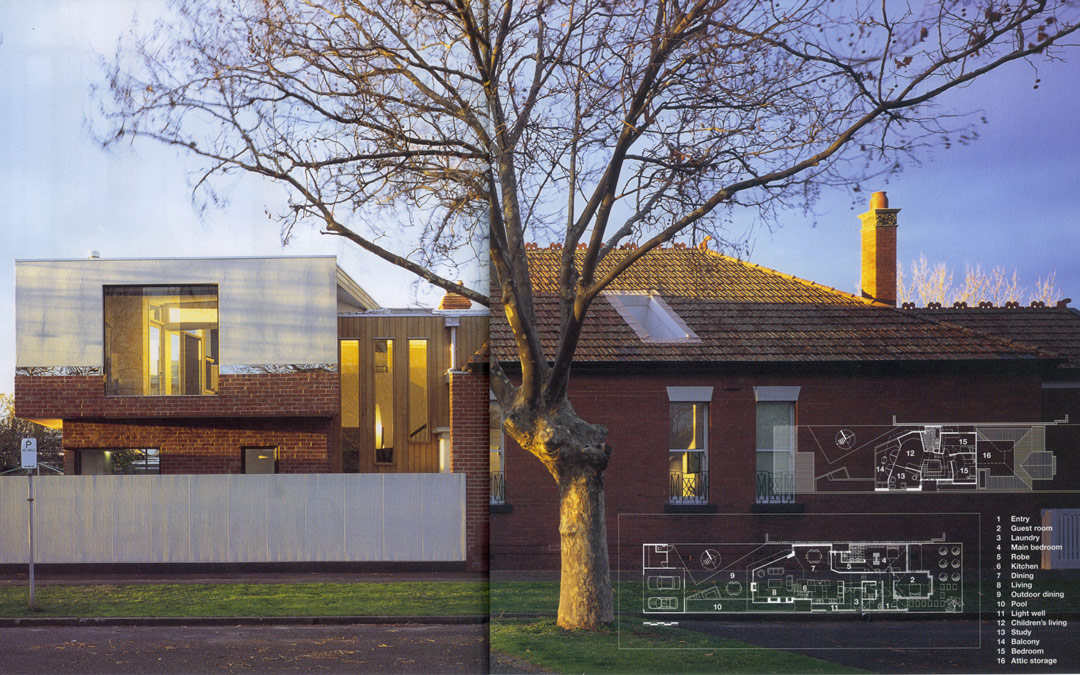 architecture design melbourne sustainability passive house timber