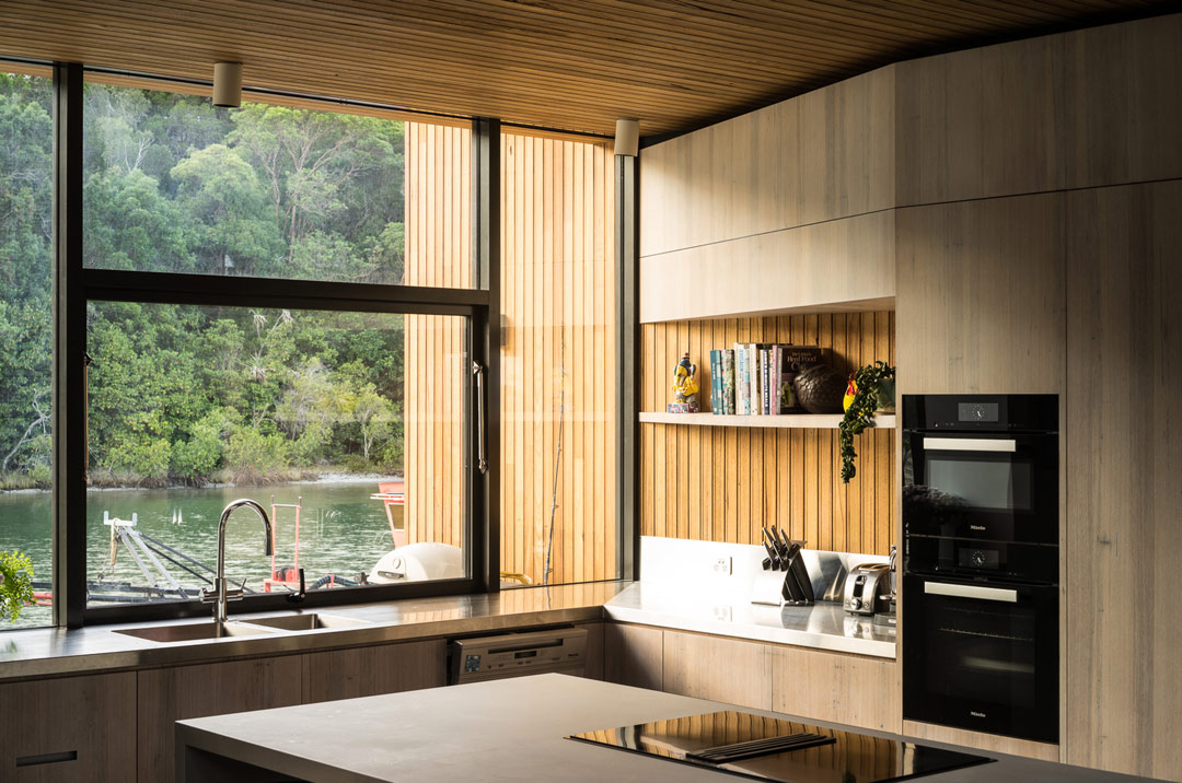 architecture design melbourne sustainability house noosa timber